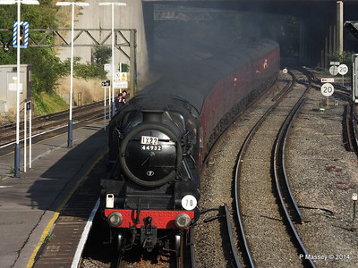 30Jul 2014 Stanier Black Five 44932