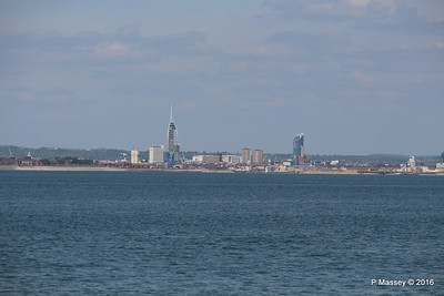 Portsmouth Spinnaker Tower from Ryde Pier IOW PDM 16-05-2016 14-42-14