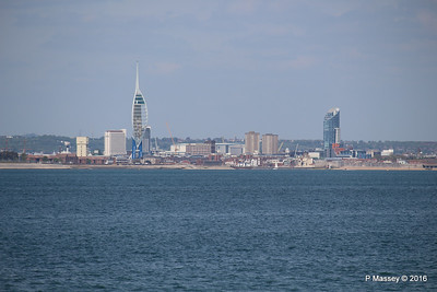 Portsmouth Spinnaker Tower from Ryde Pier IOW PDM 16-05-2016 14-42-20