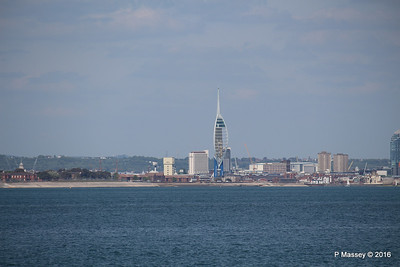 Portsmouth Spinnaker Tower from Ryde Pier IOW PDM 16-05-2016 14-42-19