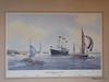 Yachts off Cowes 1966 Walhampton Arms Nr Lymington 01-10-2015 15-28-032