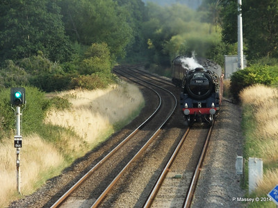 Oliver Cromwell 70013 Dorset Coast Express Lee PDM 06-08-2014 18-51-039