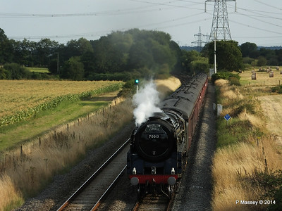 Oliver Cromwell 70013 Dorset Coast Express Lee PDM 06-08-2014 18-51-048