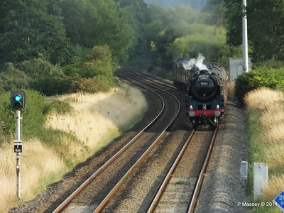 Oliver Cromwell 70013 Dorset Coast Express Lee PDM 06-08-2014 18-51-34