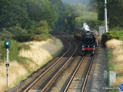Oliver Cromwell 70013 Dorset Coast Express Lee PDM 06-08-2014 18-51-038