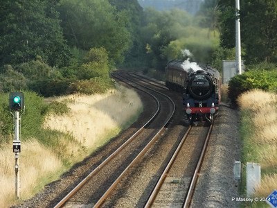 Oliver Cromwell 70013 Dorset Coast Express Lee PDM 06-08-2014 18-51-037