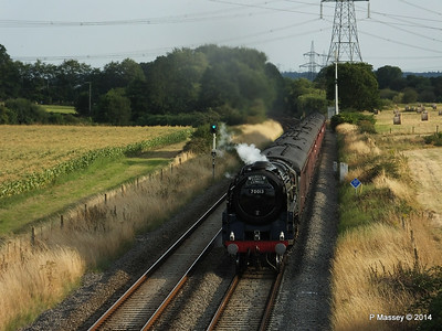 Oliver Cromwell 70013 Dorset Coast Express Lee PDM 06-08-2014 18-51-047