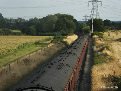 Oliver Cromwell 70013 Dorset Coast Express Lee PDM 06-08-2014 18-51-054