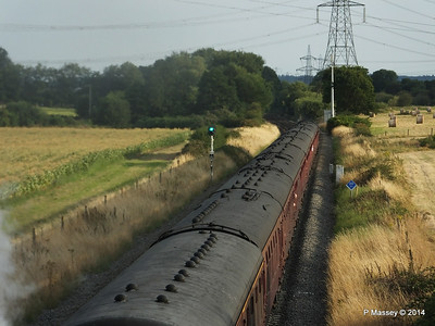 Oliver Cromwell 70013 Dorset Coast Express Lee PDM 06-08-2014 18-51-053