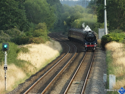 Oliver Cromwell 70013 Dorset Coast Express Lee PDM 06-08-2014 18-51-032