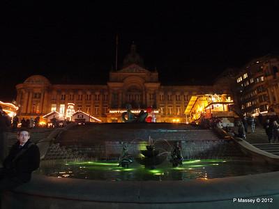 Victoria Square Frankfurt Christmas Market 05-12-2012 18-42-51
