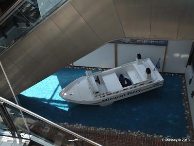 Minature Ship Advert Gunwharf Car Park PDM 06-07-2013 13-25-27