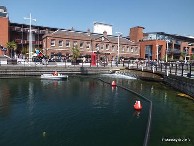 Minature Ships at Gunwharf Quays 102 PDM 06-07-2013 13-47-16