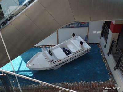 Minature Ship Advert Gunwharf Car Park PDM 06-07-2013 13-25-25