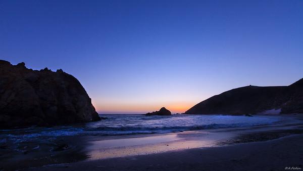 Pfeiffer Beach, Big Sur State Park, California
