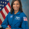 Photo Date: September 30, 2009<br /> Location: Bldg. 8, Room 272 Photo Studio<br /> Subject: Official Astronaut portrait of Jeanette Epps<br /> Photographer:  Robert Markowitz