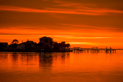 10814 - Sunset - St. George Island, FL