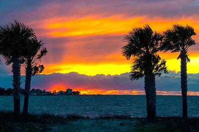 10676 - Sunset - St. George Island, FL