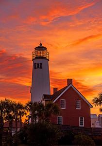 10630-Sunrise-Lighthouse-St. George Island, FL