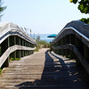"Bridge to the Ocean  by Lora Mosier<br /> <br />  <a href=""http://www.buringriverboutique.com"">http://www.buringriverboutique.com</a>"