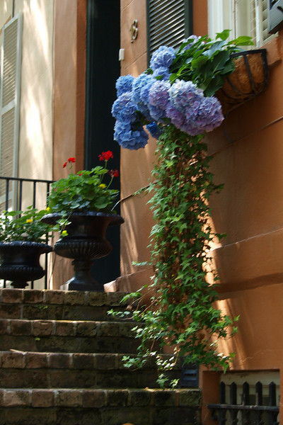 "Windowbox Welcome by Lora Mosier<br /> <br />  <a href=""http://www.burningriverboutique.com"">http://www.burningriverboutique.com</a>"