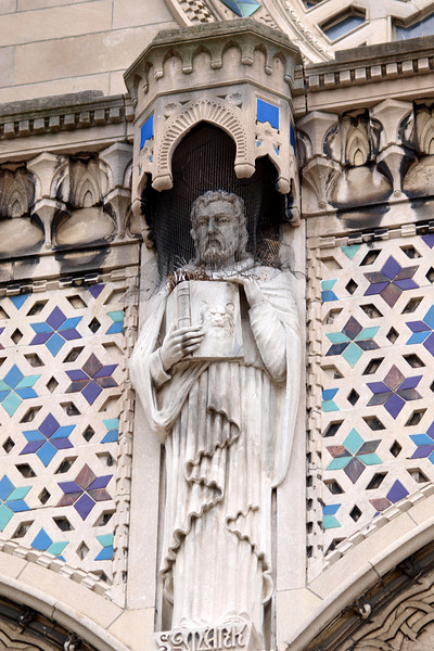 """St. Mark at St. James Church by Lora Mosier<br /> <br />  <a href=""""http://www.burningriverboutique.com"""">http://www.burningriverboutique.com</a>"""