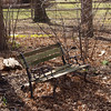 "Bench Mark by Lora Mosier<br /> <br />  <a href=""http://www.burningriverboutique.com"">http://www.burningriverboutique.com</a>"