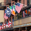 "Flags on River Street by Lora Mosier<br /> <br />  <a href=""http://www.burningriverboutique.com"">http://www.burningriverboutique.com</a>"