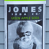 "Jone's Soda Sign Sign by Lora Mosier<br /> <br />  <a href=""http://www.burningriverboutique.com"">http://www.burningriverboutique.com</a>"