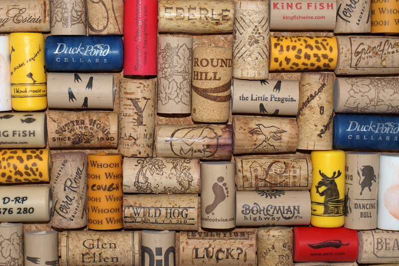 "These Corks Aren't Board by Lora Mosier<br /> <br />  <a href=""http://www.burningriverboutique.com"">http://www.burningriverboutique.com</a>"