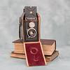 1934 Voigtländer Brilliant, Anastigmat Skopar 7.5cm/f4.5