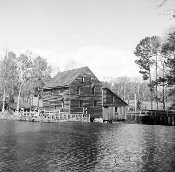 Yates Mill, Lake Wheeler Road, Raleigh, North Carolina