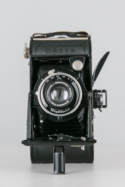 1937 Voigtländer Bessa, Voigtar 10.5cm/f6.3