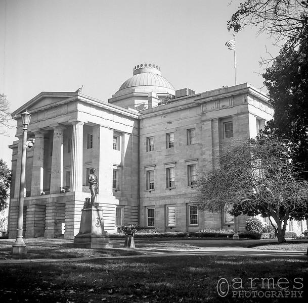 North Carolina State Capitol, Raleigh, North Carolina