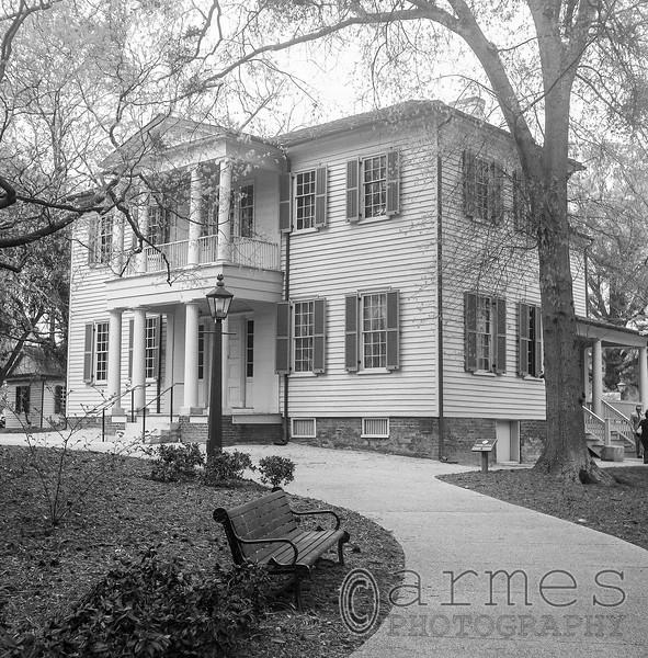 Mordecai House, Mordecai Historic Park, Raleigh, North Carolina