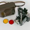 1945 Zeiss Ikon Ikonta 521/16, Novar Anastigmat 75mm/f3.5 with accessory Kodak Wratten filiters