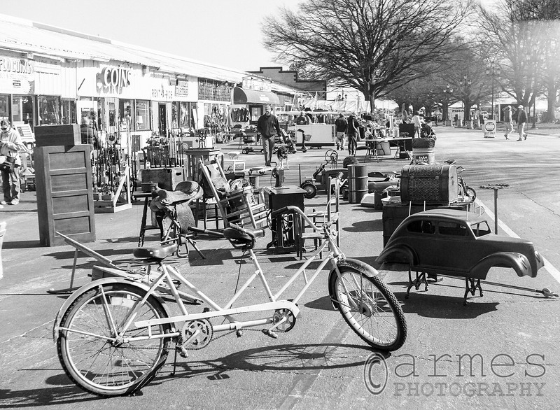 Raleigh Flea Market, North Carolina State Fairgrounds, Blue Ridge Rd, Raleigh, North Carolina