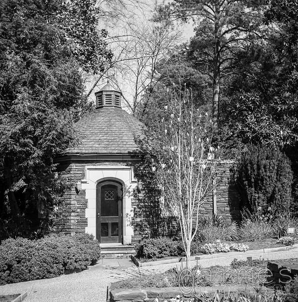 Historic Terraces, Sarah P. Duke Gardens, Durham, North Carolina