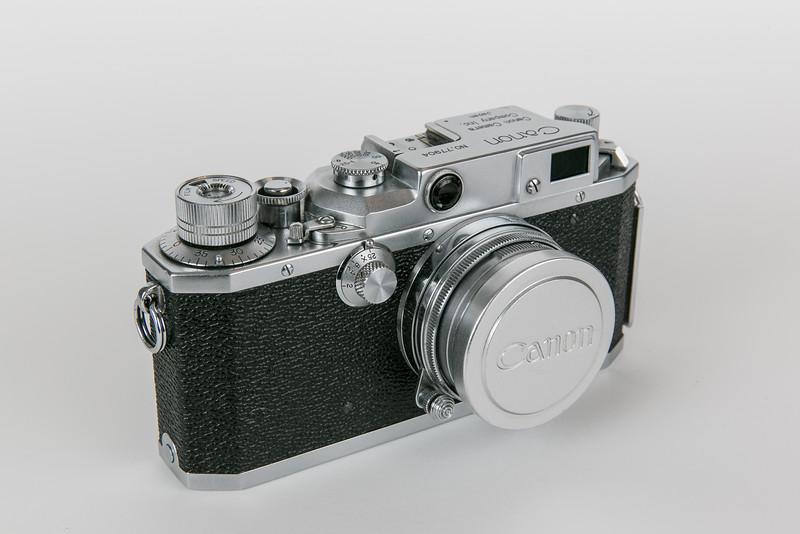 1952 Canon IVsb Rangefinder