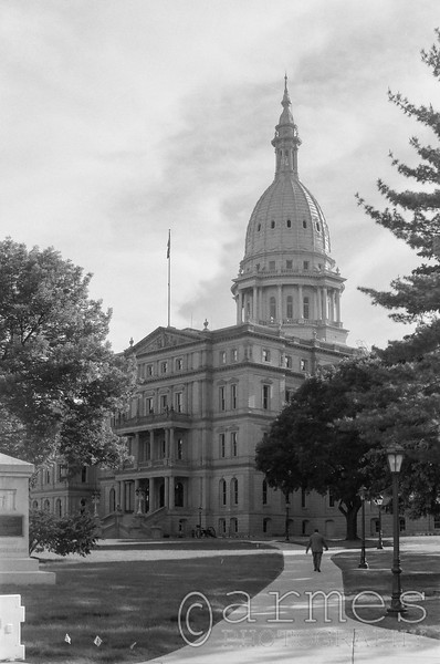 Michigan State Capitol, Lansing, Michigan