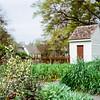 Ellen Mordecai Garden, Mordecai Historic Park, Mimosa St., Raleigh, North Carolina