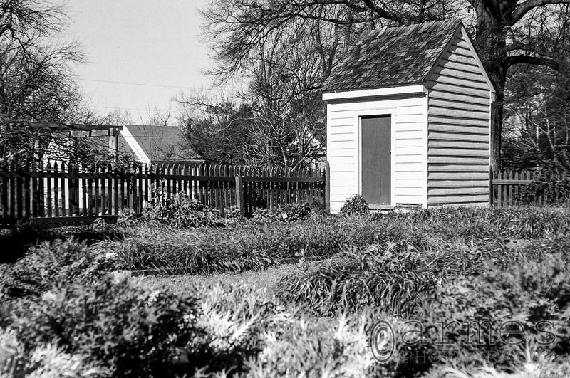 Ellen Mordecai Garden, 1 Mimosa St, Raleigh, North Carolina