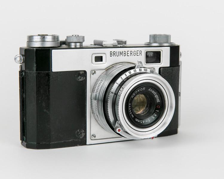 1956 Brumberger 2S, Neokor Anastigmat 45mm/f3.5