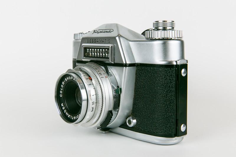1959 Voigtländer Bessamatic with Color-Skopar 50mm/f2.8