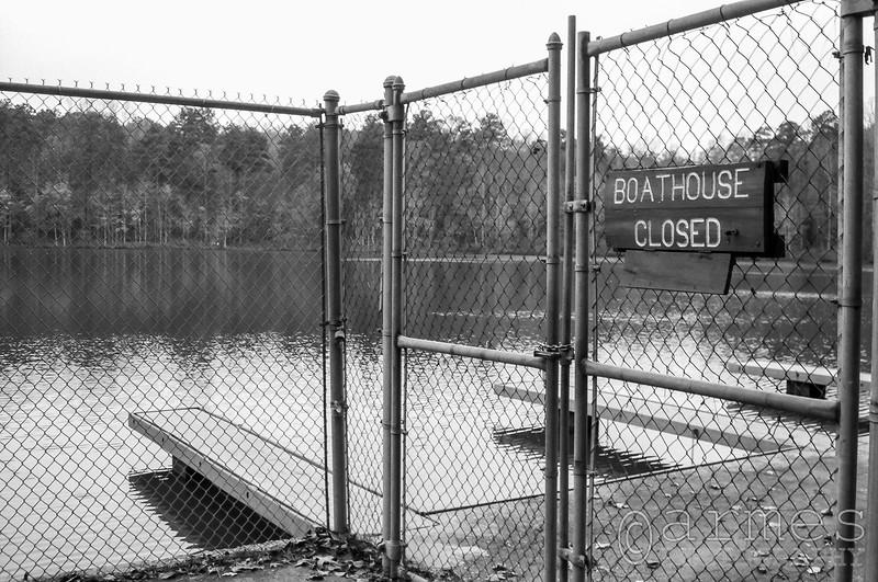 Big Lake, William B. Umstead State Park, Raleigh, North Carolina