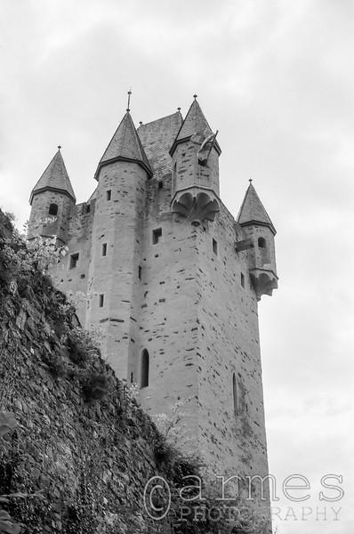 Burg Nassau, Nassau, Rhineland-Palatinate, Germany