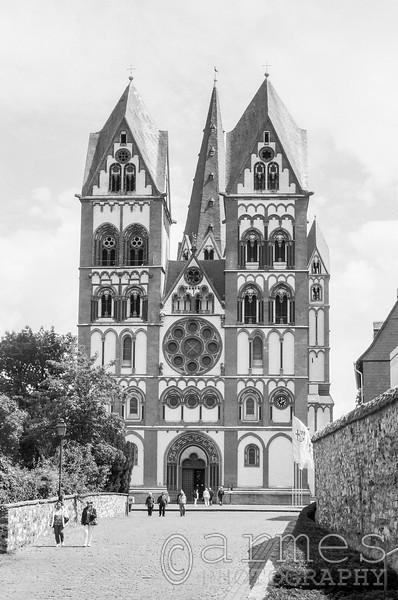 Limburger Dom, Limburg an der Lahn, Hesse, Germany