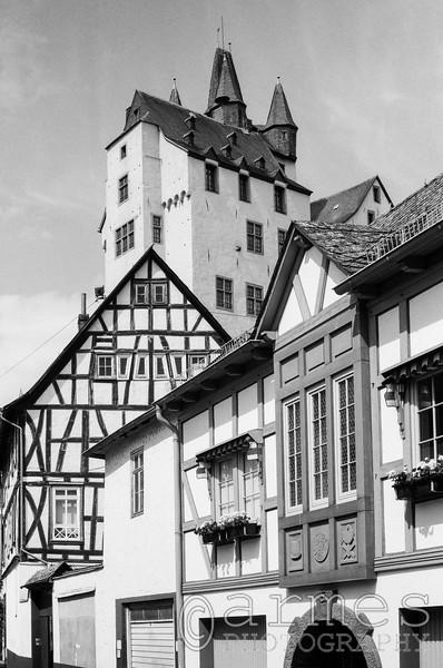 Grafenschloss, Diez, Rhineland-Palatinate, Germany