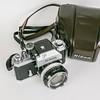 1966 Nikon F Photomic-T with Nikkor 50mm/f1.4 lens