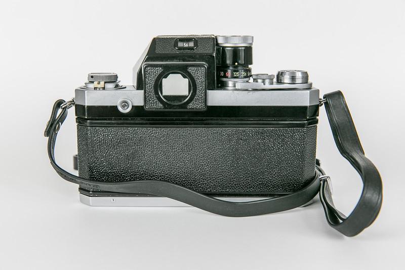1966 Nikon F Photomic-T